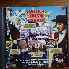 Volksmusik Parade, CD, verschiedene Interpreten 1993