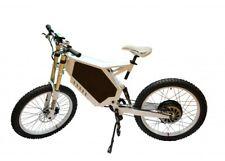 Stealth Bomber 7000, Electric Bicycle 7000w/72v Ebike MTB Enduro 50mph80kmh