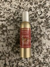Yankee Candle Sparkling Cinnamon Concentrated Room Spray 1.5 oz Can NEW