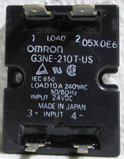 G3NE-210T-US-DC24 Omron NEW SSR Solid State Relay G3NE-210T-US DC24 G3NE210TUS