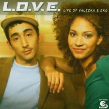 L.O.V.E. Life of Valezka & Eko (2004)  [CD]