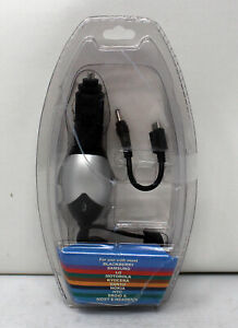 Wireless Gear Rapid Universal Car Charger Black (See Description)