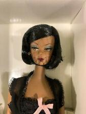 Lingerie Silkstone #5 AA Barbie Doll 2002 New NRFB