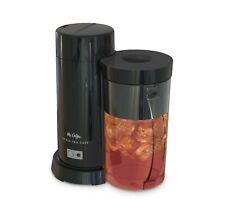 Mr. Coffee Iced Tea & Iced Coffee Maker, Black, 2 Quart