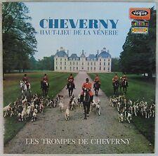 Trompes de Cheverny 33 tours Cheverny Haut lieu de la Vénerie