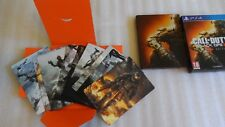 PS4 Call Of Duty Black Ops III 3 Harden Edition with Steelbook PlayStation 4