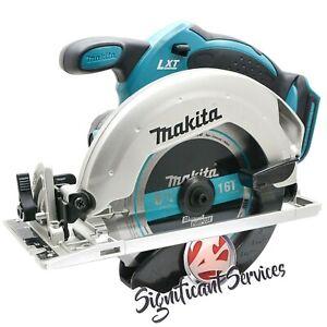 "Makita XSS02Z 18V LXT Li-Ion Cordless 6 1/2"" Battery Circular Saw 18 Volt Blade"