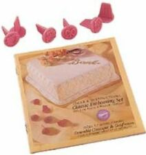 Wilton 1907-1002 Classic Accents Embossing Set for Rolled Fondant Discontinued