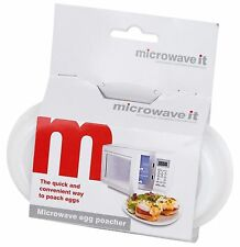 Pendeford Microwave It Microwave 2 Egg Poacher PP346