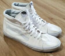Vans Mens Sneakers Size 13 Sk8-HI White