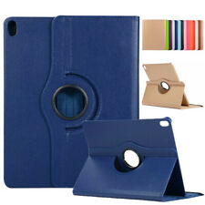 """For Apple iPad Pro 12.9"""" 2018 Rotating Smart PU Leather Folio Stand Cover Case"""