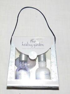 The Healing Garden Tender Lavender Body Mist & Lotion NEW