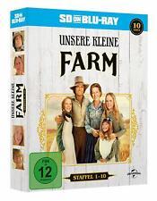 Little House On The Prairie Seasons 1-10 Complete TV Series NEW BLU-RAY REGION B
