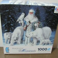 CEACO Majestic Moments ~ Artic Santa ~ New