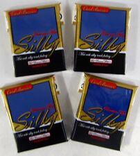 4 (50ct) Packs Of KMC Blue Silky Matte Sleeves (200 Sleeves Total)