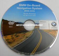 2004 2005 2006 2007 2008 BMW M6 M5 M Coupe GPS Navigation DVD CCC Map U.S Canada