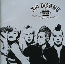 No Doubt - Singles 1992-2003 [New CD] Italy - Import