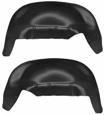Husky Liners Black Rear Wheel Well Guards For 2019-2020 Chevrolet Silverado 1500