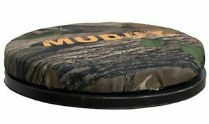 MUDDY Swivel Seat Bucket Chair Hunting Blind Seat Fishing Camping Hunt CAMO-