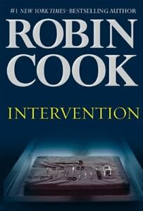 Brand New Book - Novel - Robin Cook - Intervention - Putnam Adult - Hardcover