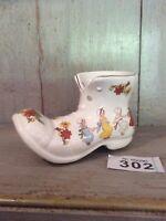 Vintage James Kent Old Foley Posy Boot