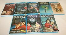 Hardy Boys Kids Boys Girls HardcoverBooks Lot 8