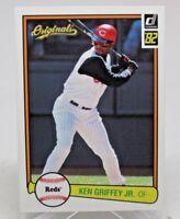 2002 Donruss Originals Ken Griffey Jr. #42 Baseball Card '82 HTF Mint