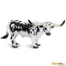 Safari Ltd 100261 Texas Longhorn toro 14 cm serie granja novedad 2018