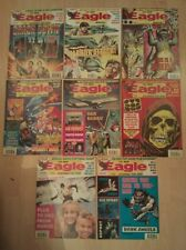 Eagle, Dan Dare, Small Collection of Comics - from the 90s (Rare)