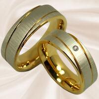 Eheringe Verlobungsringe Partnerringe Trauringe Hochzeitsringe 7 mm mit Gravur