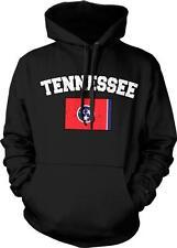 Tennessee Flag Volunteer State Pride Nashville Chattanooga Hoodie Pullover