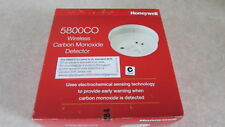 Honeywell 5800CO Wireless Carbon Monoxide Detector 2027 Exp 60 Day Returns NIB