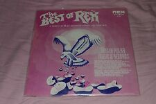 The Best Of Rex - King Of Polka Music & Records ~ RCX LP-760 - FAST SHIPPING!!