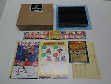Tsukai Gangan Koshinkyoku FULL KIT SNK Neo-Geo MVS Japan