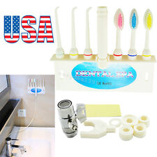 Oral Irrigator Gum Dental SPA Water Jet Flosser Teeth Floss Sets Home Faucet Tap