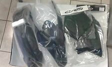 KIT PLASTICHE KTM SXF SX F 250 450 505 2010 KIT 4 PZ COLORE NERO