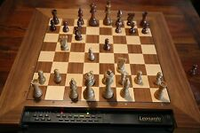 Kasparov Leonardo chess machine