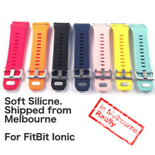 Soft Silicone Wrist band for Fitbit Ionic sports watch - Located in Melbourne!