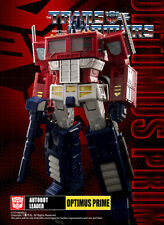 TOYWORLD Transformers TW M01 MP Proportion Optimus Prime limited edition