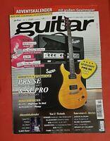 Guitar 12/2019 Heft Nr.235 PRS SE & SUPRO + CD + Adventskalender Ungelesen