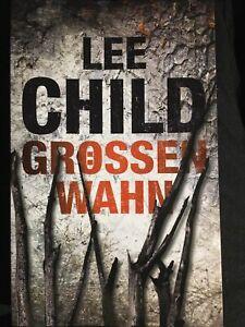 Grössenwahn von Lee Child