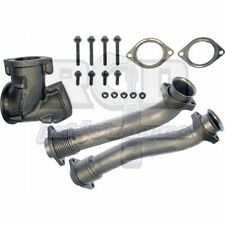 Bellowed Up-Pipes 1999.5 - 2003  7.3L Ford International T444E 1837872C93