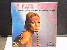 LOS INDIOS CHUQUI La flute indienne El condor pasa .. EV 50012 N