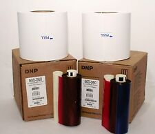 DNP media kits for Kodak 6800, 6850, 605 printers - 2 new DNP kits included
