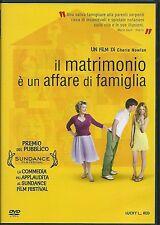 IL MATRIMONIO E' UN AFFARE DI FAMIGLIA - DVD (USATO EX RENTAL)