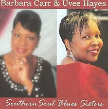 Barbara Carr & Uvee hayes - Southern Soul Blues Sisters - New Factory sealed CD