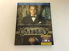 The Great Gatsby w/Slipcover Blu-ray