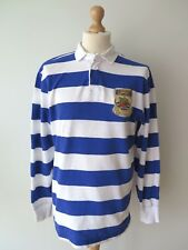 Polo Ralph Lauren Men's Long Sleeve Rugby Shirt Size L Great Condition