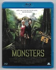 BLU-RAY DISC / MONSTERS (WHITNEY ABLE , SCOOT MC NAIRY) COMME NEUF