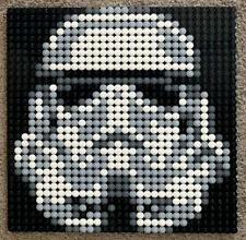 Lego Custom Star Wars Mosaic (kit or assembled) - Storm Trooper